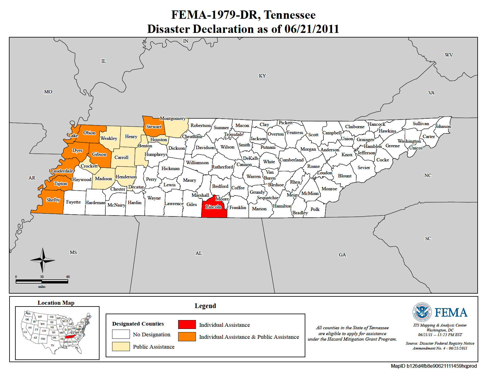 Tennessee Severe Storms Tornadoes Straight Line Winds And