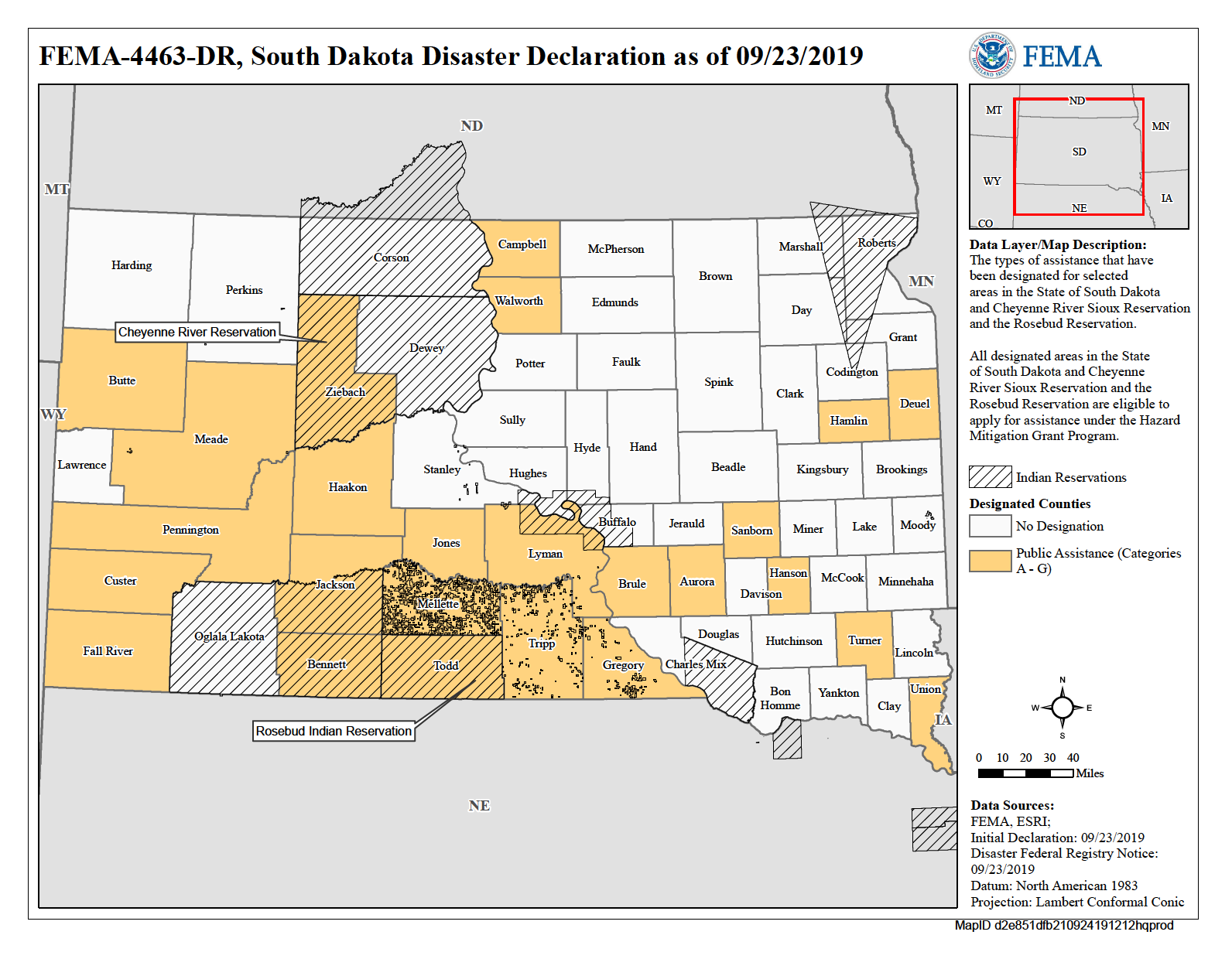 South Dakota Severe Storms And Flooding (DR-4463) | FEMA.gov on map for th, map for ma, map for wv, map for ri, map for illinois, map for az, map for au, map for la, map for ny, map for nv, map for canada, map for tx, map for future, map for sudan, map for pa, map for ga, map for co, map for nc, map for mo,